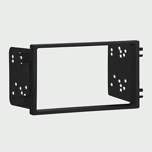 Double Din Stereo Radio Install Mount Dash Trim Kit For 03 11 Honda Element
