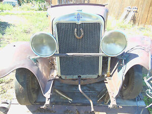 1929 Chevrolet Radiator Grill Do You Have A 80 S Toyota Pickup Truck Oem