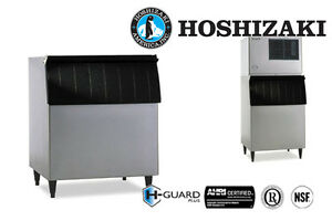 Hoshizaki Ice Storage Bin 250 Lbs Capacity 30 Wide Galvanized Steel