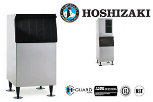 Hoshizaki Ice Storage Bin 300 Lbs Capacity 22 Wide Stainless Steel