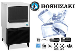 Hoshizaki Commercial Ice Machine Self contained Crescent Cubers With Storage Bin