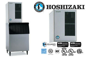 Hoshizaki Commercial Ice Machine Crescent Ice Cuber Air cooled Condenser