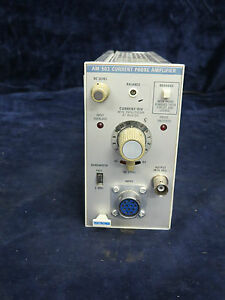 Tektronix Am 503 Current Probe Amplifier 8002c