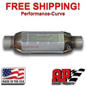 2 5 Ap Exhaust Heavy Load Catalytic Converter True Obdii 608216