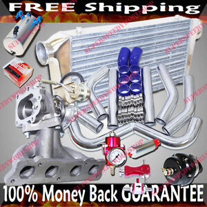 Td05 16g Turbo Kits For 00 01 02 03 04 05 Toyota Celica Gt gts 1zz fe