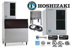 Hoshizaki Commercial Ice Machine Crescent Remote Air cooled Condenser Km 650mrh