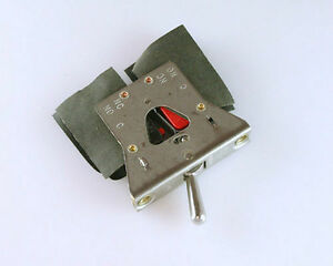 New Micro Switch 2 Position Toggle Switch Assembly 11at 9