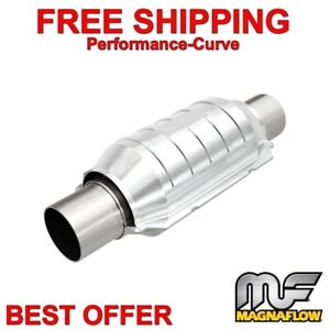 Magnaflow 2 25 Heavy Loaded Catalytic Converter Obdii 99205hm