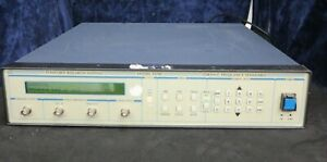 Stanford Research Fs700 Loran c Frequency Standard Analyzer