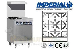 Imperial Commercial Restaurant Range 24 W 12 Griddle Nat Gas Ir 2 g12 xb