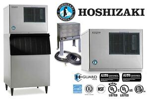 Hoshizaki Commercial Ice Machine Low Profile Air cooled Condenser Kml 631mrh