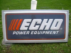 Ehco Lighted Sign