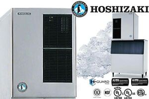Hoshizaki Commercial Ice Flaker Ice Type Modular 30wide Air cool Model F 1500mah