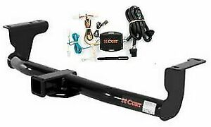 Curt Class 3 Trailer Hitch Wiring For Nissan Murano