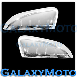 11 14 Ford Explorer Chrome Top Half Triple Plated Mirror Cover 2014 Left Right