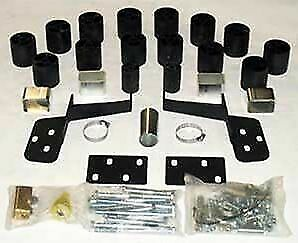 Performance Accessories 60123 3 Body Lift Kit For 04 05 Dodge Ram 1500
