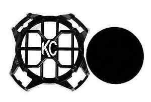 Kc Hilites 7218 Plastic 4 Stone Guard W Insert Fits Kc Lzr Led 4 Round Lights