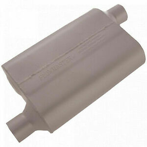 Flowmaster 42443 Universal 40 Series Muffler 2 25 Offset In out