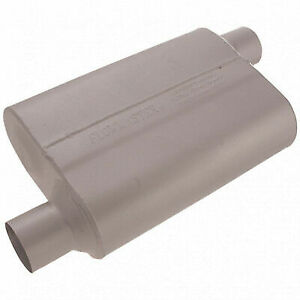 Flowmaster 42543 Universal 40 Series Muffler 2 5 Offset In out