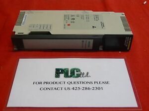 140cps11100 Used Excellent Modicon Power Supply 140 cps 111 00