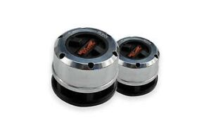 Mile Marker 438 Replacement 26 Spline Internally Mounted Lock Out Hub Pair