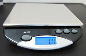 Saga Digital Lcd Scale 1 Gram 01 Kg 10 Ounce 1 Pound Postal Shipping Sg 13 Lb