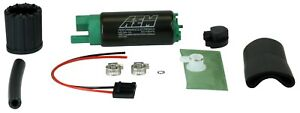 Aem Electronics 50 1200 E85 High Flow In Tank Fuel Pump 320 Lph At 43 Psi