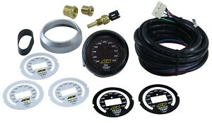 Aem Electronics 30 4402 Digital Water oil trans Temp Gauge 100 300 Deg F