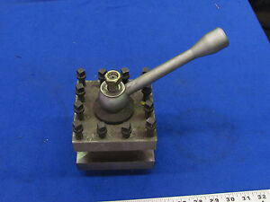 Turret Square 4 3 4 Indexable A 0084 17