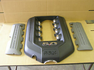 Oem 2011 2014 Mustang Gt 5 0 Intake Powered By Ford Coil Covers 2012 2013 Gt