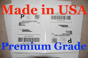 Round Corner shipping Labels made In Usa self Adhesive usps Ups Fed 8 5x11