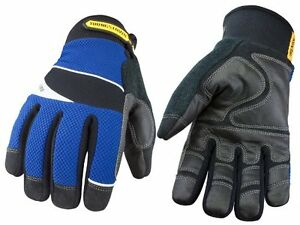 New Work Glove Youngstown 08 3085 80 l Waterproof Winter Lined W Kevlar Large P