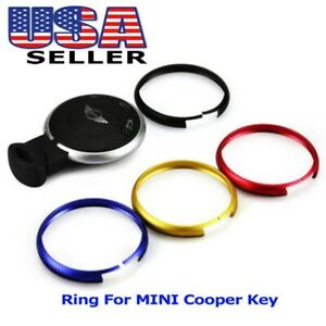 Smart Key Fob Replacement Ring For 08 13 Mini Cooper Jcw R55 R56 R57 R58 R59 R60
