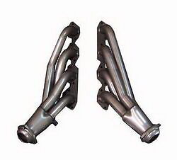 Gibson Gp113s Natural Finish Performance Headers For Chevy C K Truck Suburban