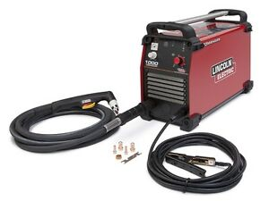 Lincoln Tomahawk 1000 Plasma Cutter W 25 Ft Hand Torch k2808 1
