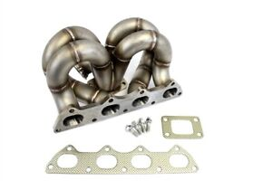 Plm Ram Horn T3 Turbo Manifold 44mm Wg Ac ps Compatible For Honda Acura B Series