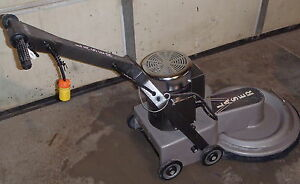 Leeson Pioneer Eclipse Laser Cleaner Polisher Buffer 2hp 230v