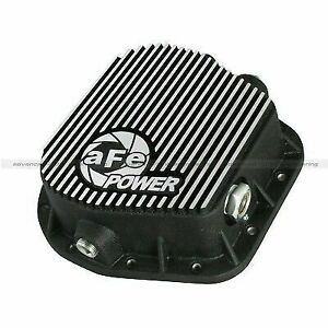 Afe 46 70152 Rear Differential Cover Machined 12 Bolt For Ford F150 V6 5l