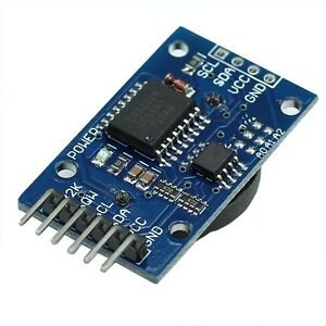 Rtc Real Time Clock Memory Module For Arduino Ds3231 At24c32 Iic Precision