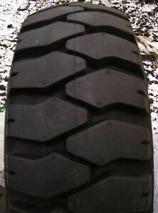 18x7 8 Tires Used Forklift Tire 14 Ply Rated Tire And Flap 1878