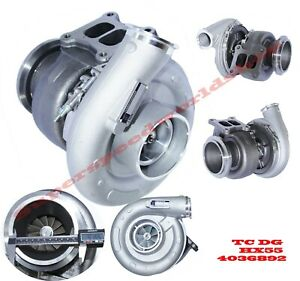 Hx55 4036892 Turbo Charger For 04 11 Freightliner Cummins Isx 1 Signature 450