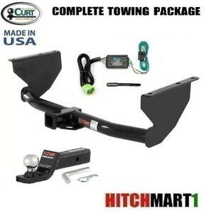 1999 2004 Jeep Grand Cherokee Trailer Hitch Package Class 3 2 Tow Receiver
