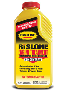 Rislone Engine Treatment Concentrate Oil Additive Restore Car Truck 16 9 Oz 4102