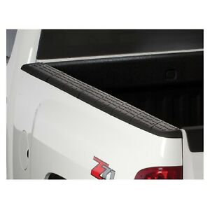 Husky Liners 97101 Black Bed Rail Protector For Chevrolet Silverado W 6 5 Bed