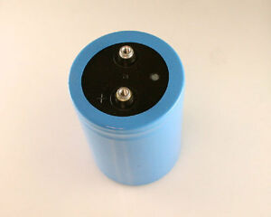 New Mallory 5600uf 350v Large Can Screw Terminal Capacitor Hes562g350x5l