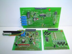 Druck Dpi500 Board Set 3 boards