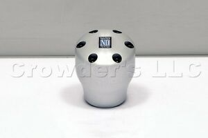 Nardi Aluminum Ambition Gear Shift Knob For Opel Volvo Renault Alfa Romeo 156
