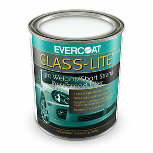Evercoat Glass Lite Short Strand Body Filler 1 Gallon 639