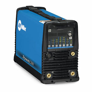 Miller Dynasty 280 Dx Tig Welder With Cps 907514