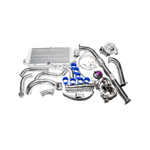 Turbo Kit For 89 90 Nissan S13 240sx With Stock Ka24e Single Cam Engine